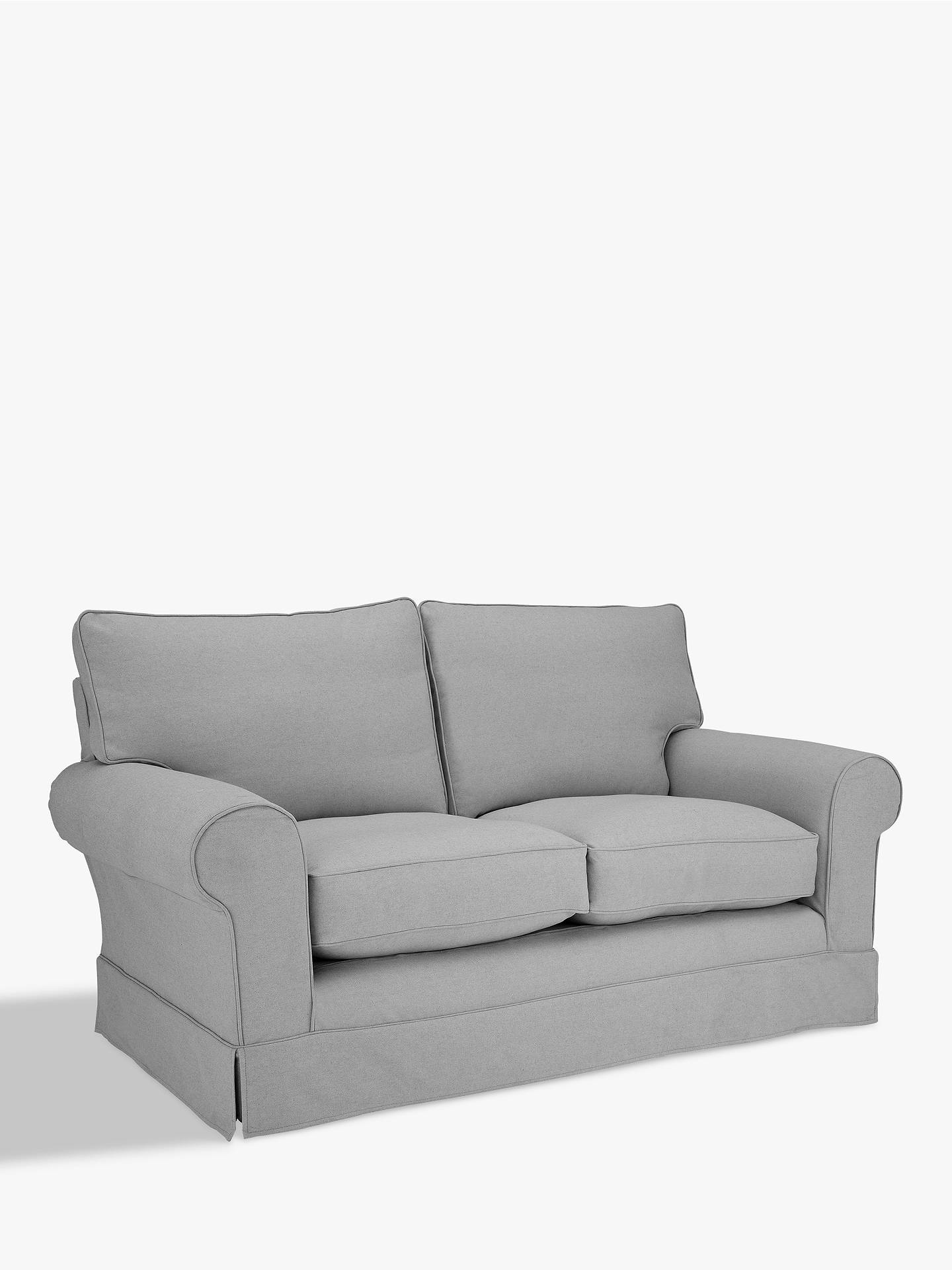 John Lewis & Partners Padstow Medium 2 Seater Fixed Cover Sofa