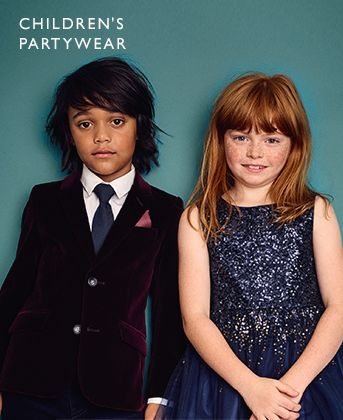 Children's Partywear