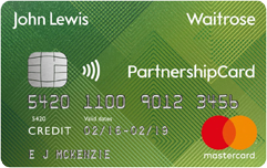 John Lewis Partnership Card