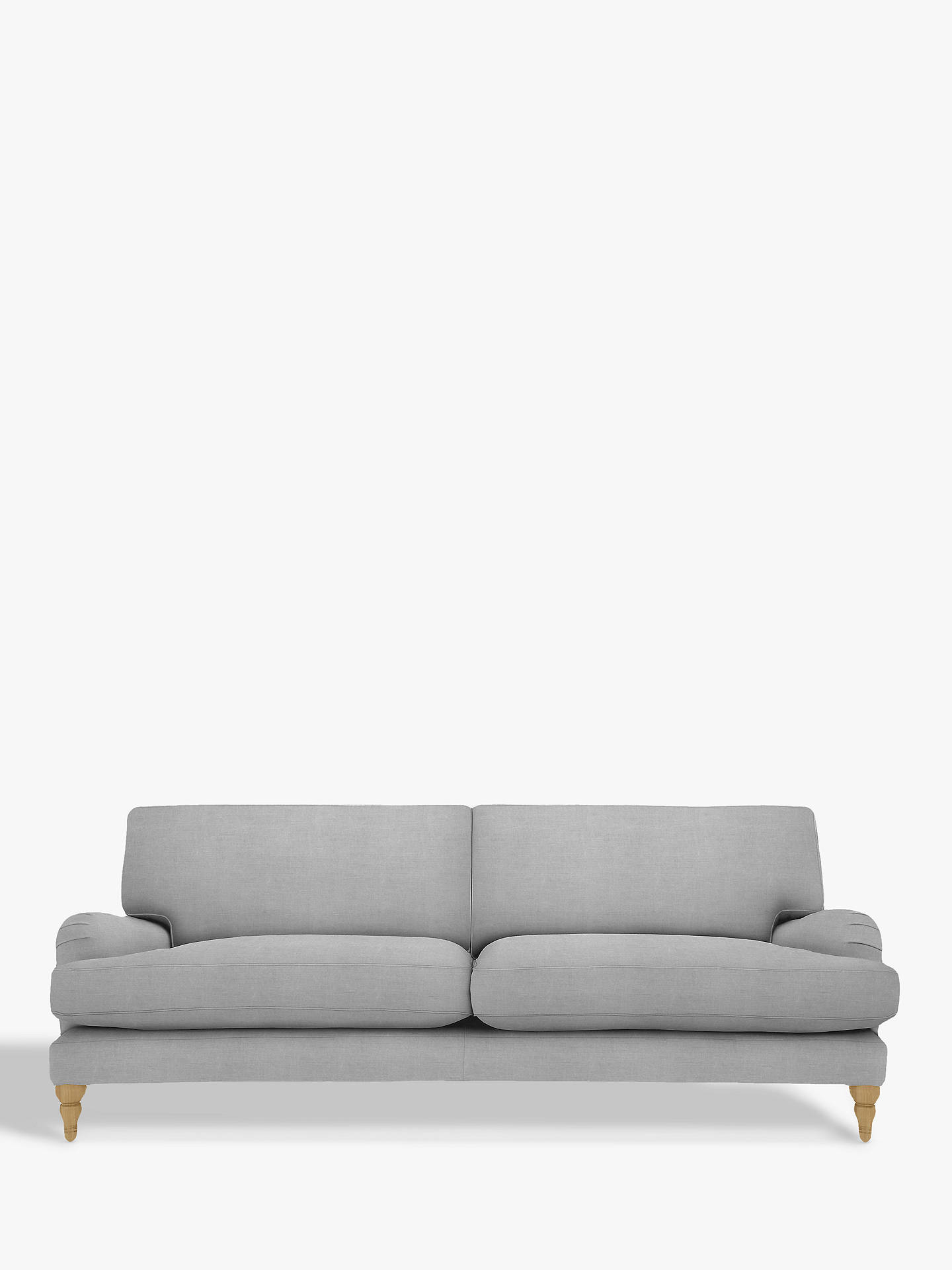 Buy John Lewis Penryn Grand Sofa, Darwen Natural Online at johnlewis.com