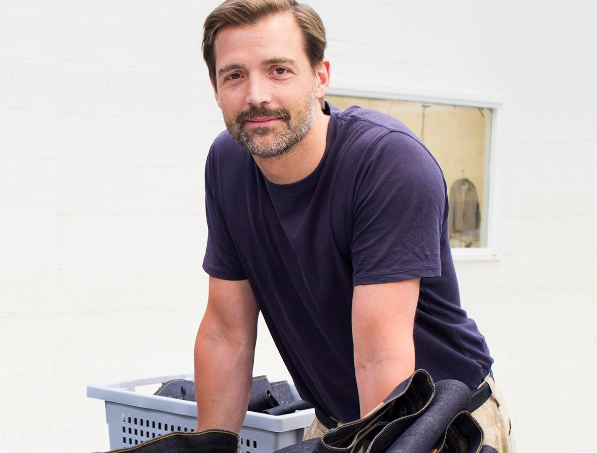 Patrick Grant on the British fashion industry
