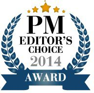 Photography Monthly Editors Choice 2014 Award