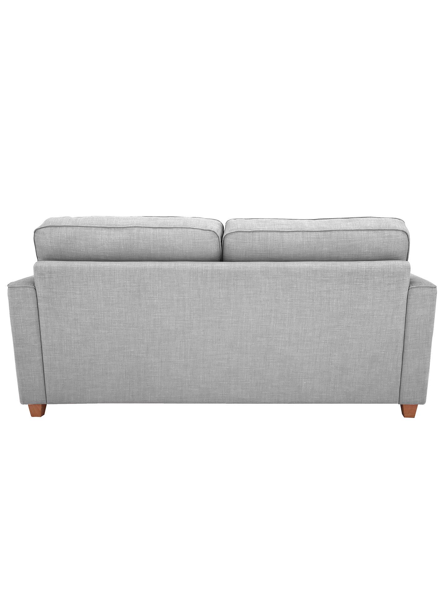 John Lewis Portia Medium Sofa Senna Charcoal At John Lewis Partners