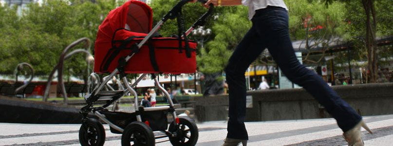 Pushchair video demonstration guide