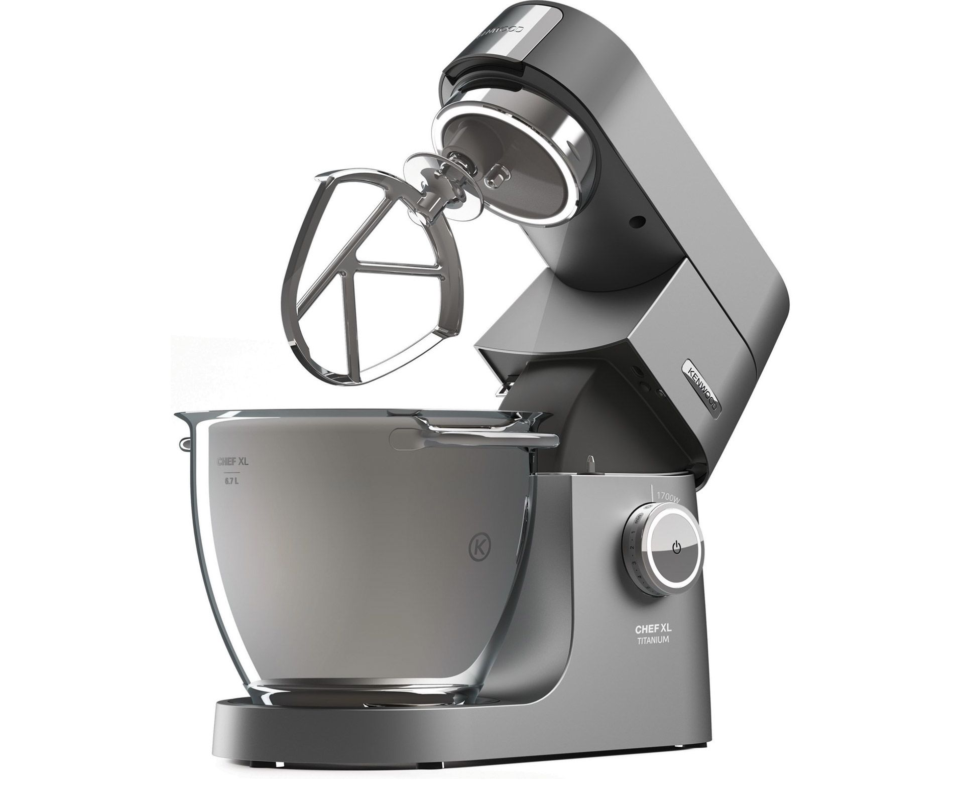 Kenwood KVL8300S Chef Titanium  XL Stand Mixer