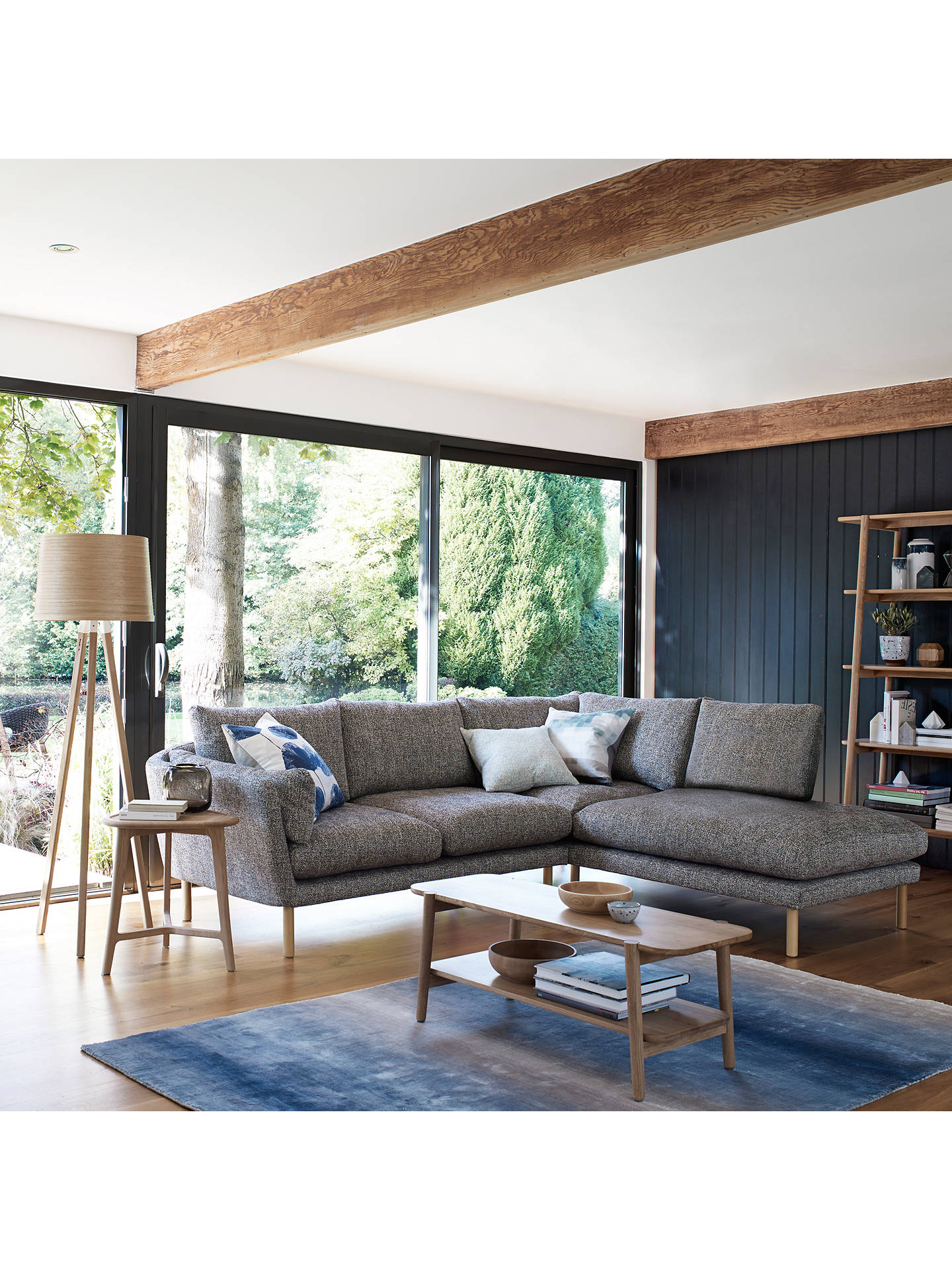 Design Project By John Lewis No 022 Coffee Table Oak At John Lewis Partners