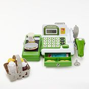 John Lewis Waitrose Cash Register