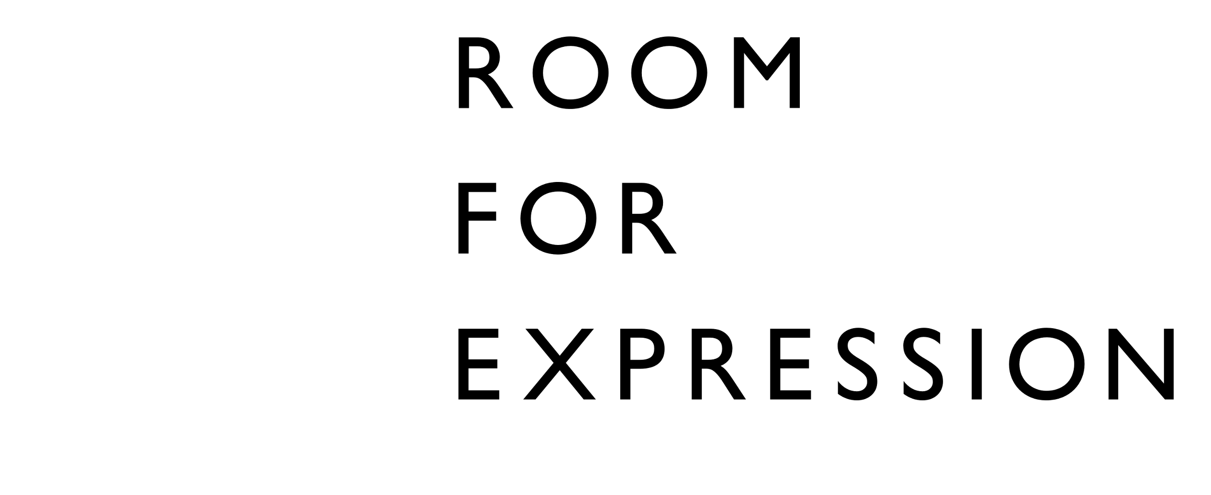 Room for Living - Room for Expression