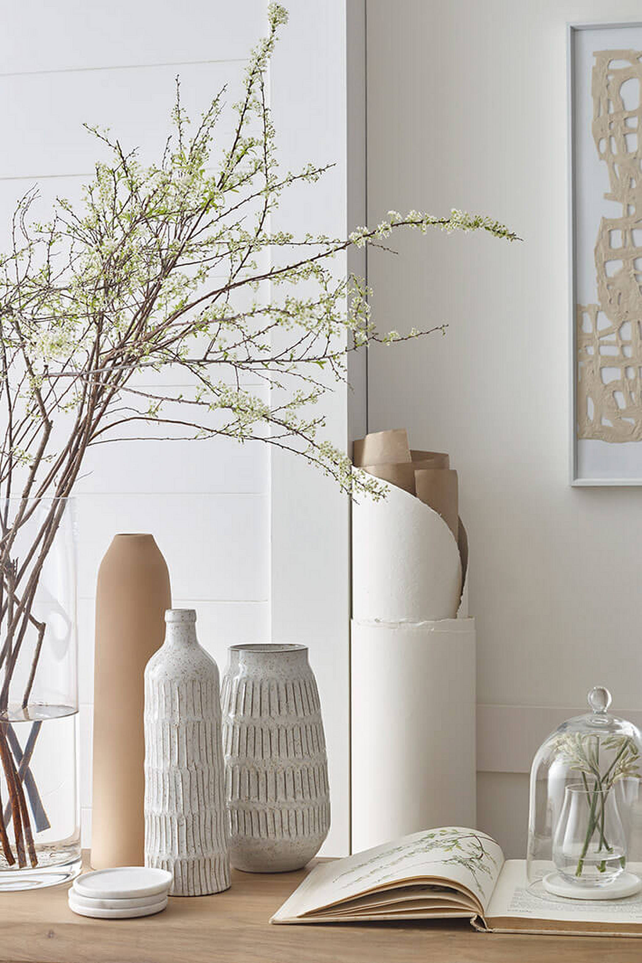 Room for Wellbeing: Vases