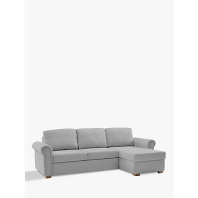 John Lewis Sacha Large Scroll Arm Storage Sofa Bed with Foam Mattress
