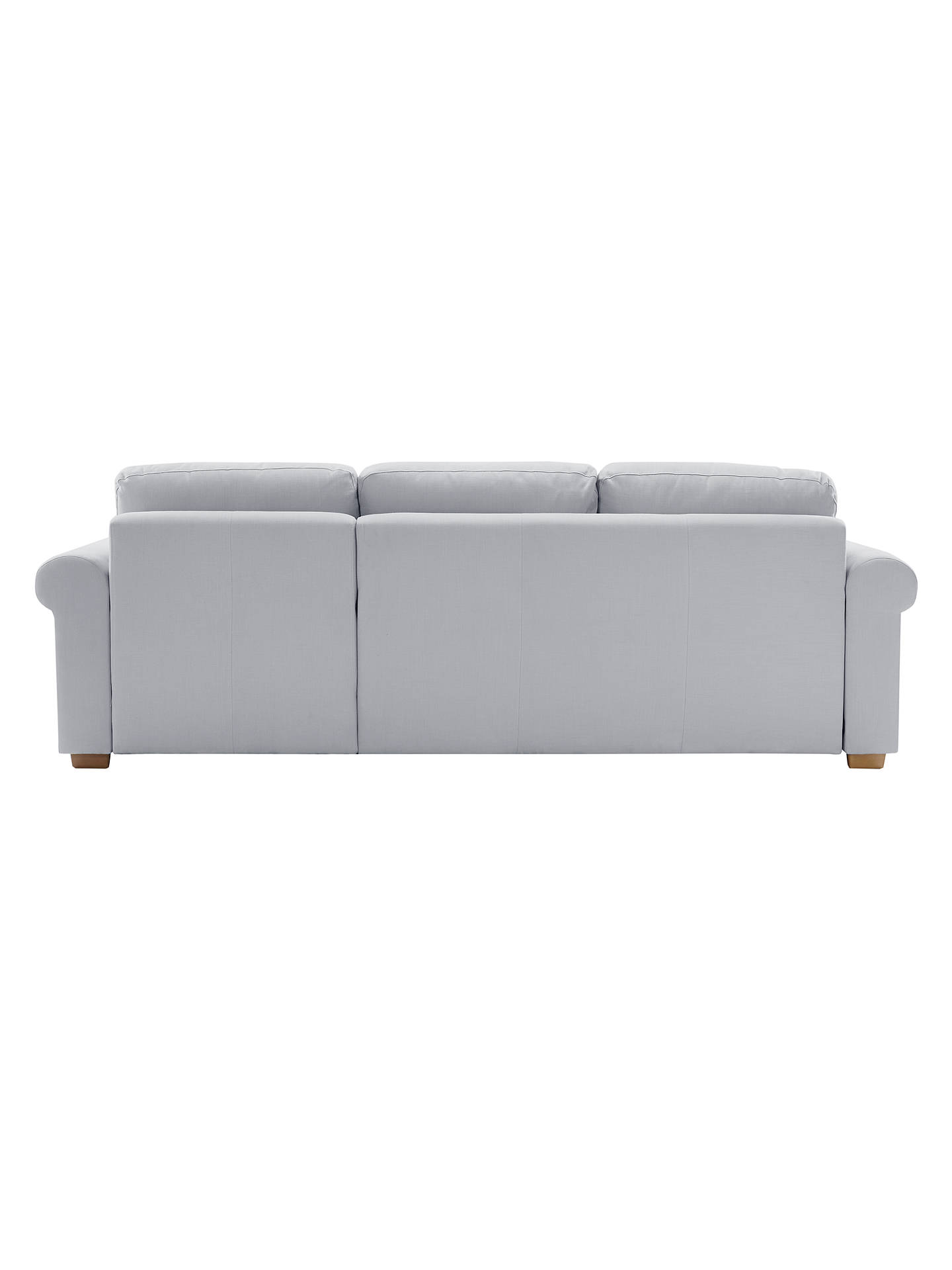 Surprising John Lewis Sacha Large Scroll Arm Storage Sofa Bed At John Gmtry Best Dining Table And Chair Ideas Images Gmtryco