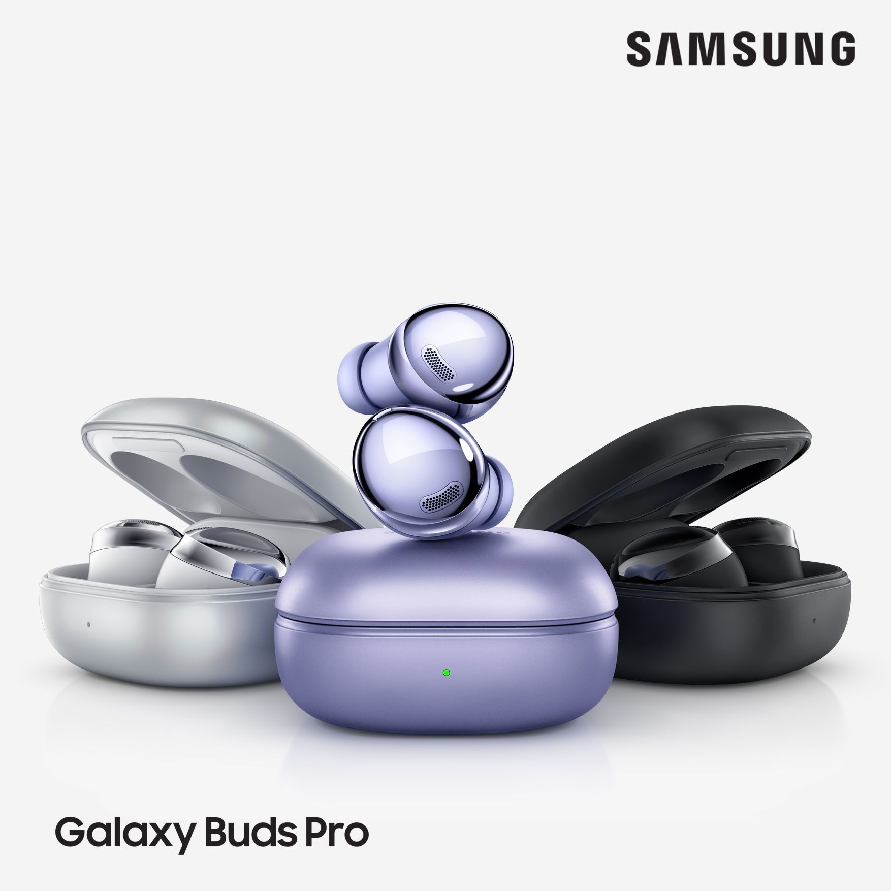 The new Samsung Galaxy Buds Pro