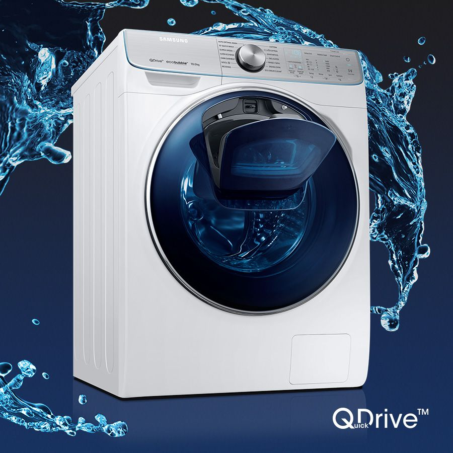 Samsung Quick Drive Washing Machine