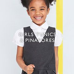 GIRLS%27 TUNICS  & PINAFORES