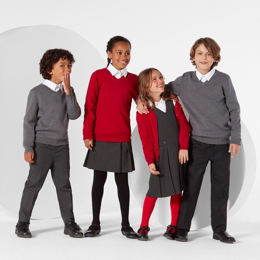 0ad68b2fd School Uniform | School Shoes & Bags | John Lewis & Partners
