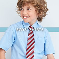 BOYS%27 SCHOOL SHIRTS