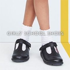 GIRLS%27 SCHOOL SHOES