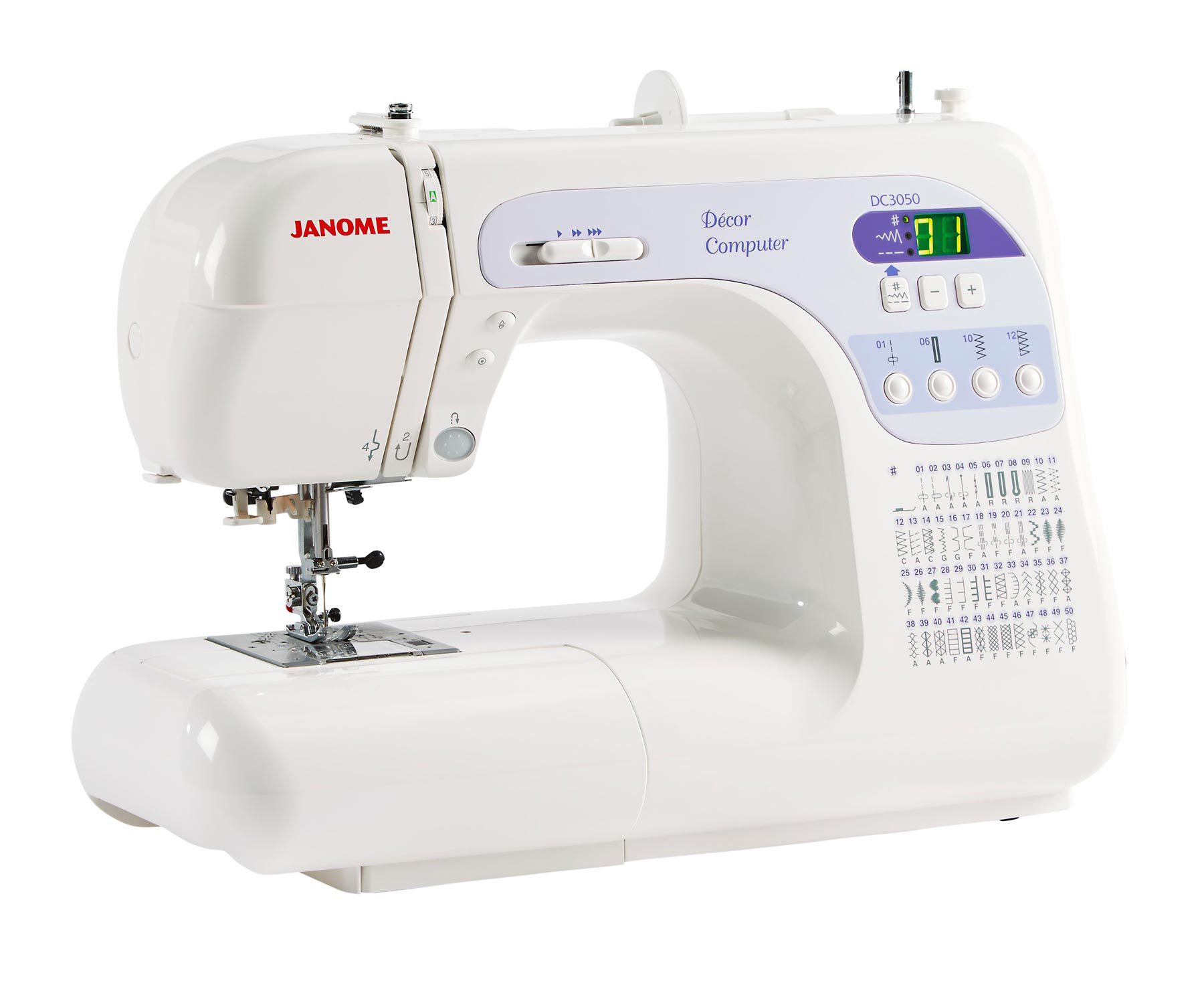 intermediate sewing machine