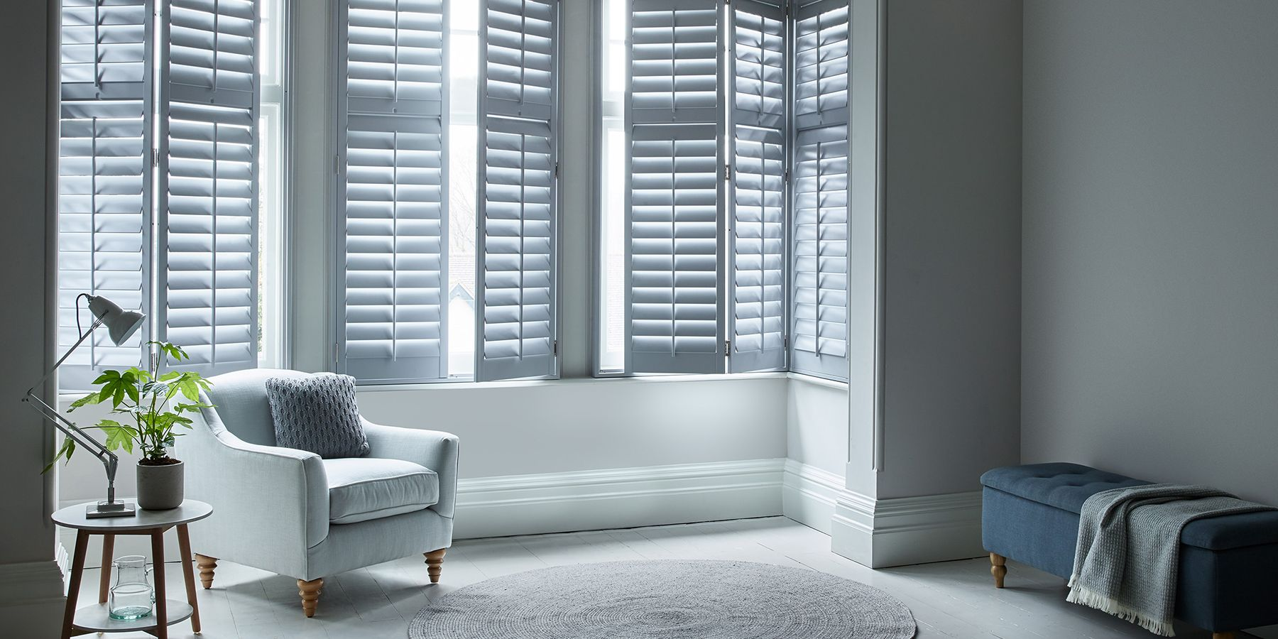 Window shutters service in our shops