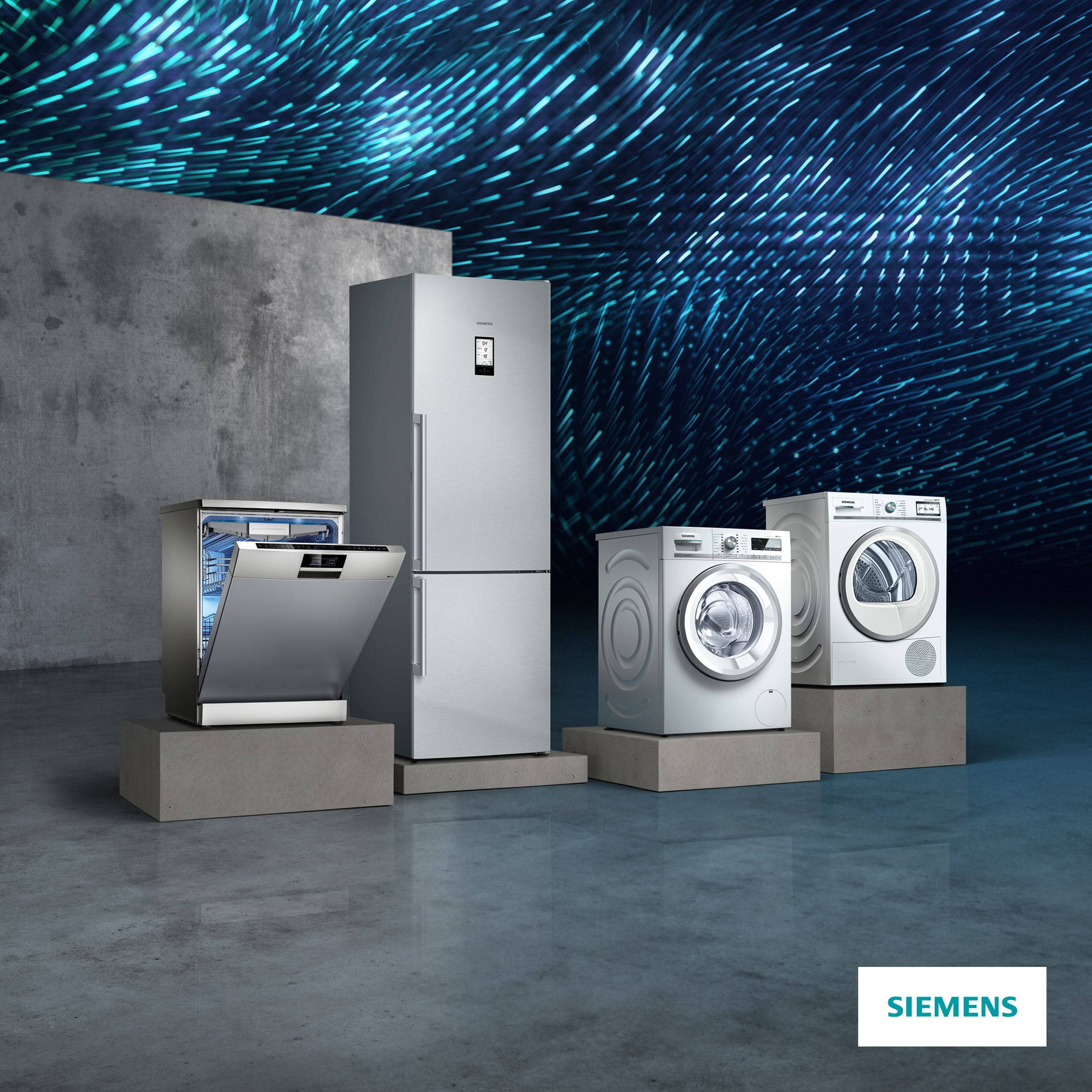 Siemens Fridges & Freezers offers
