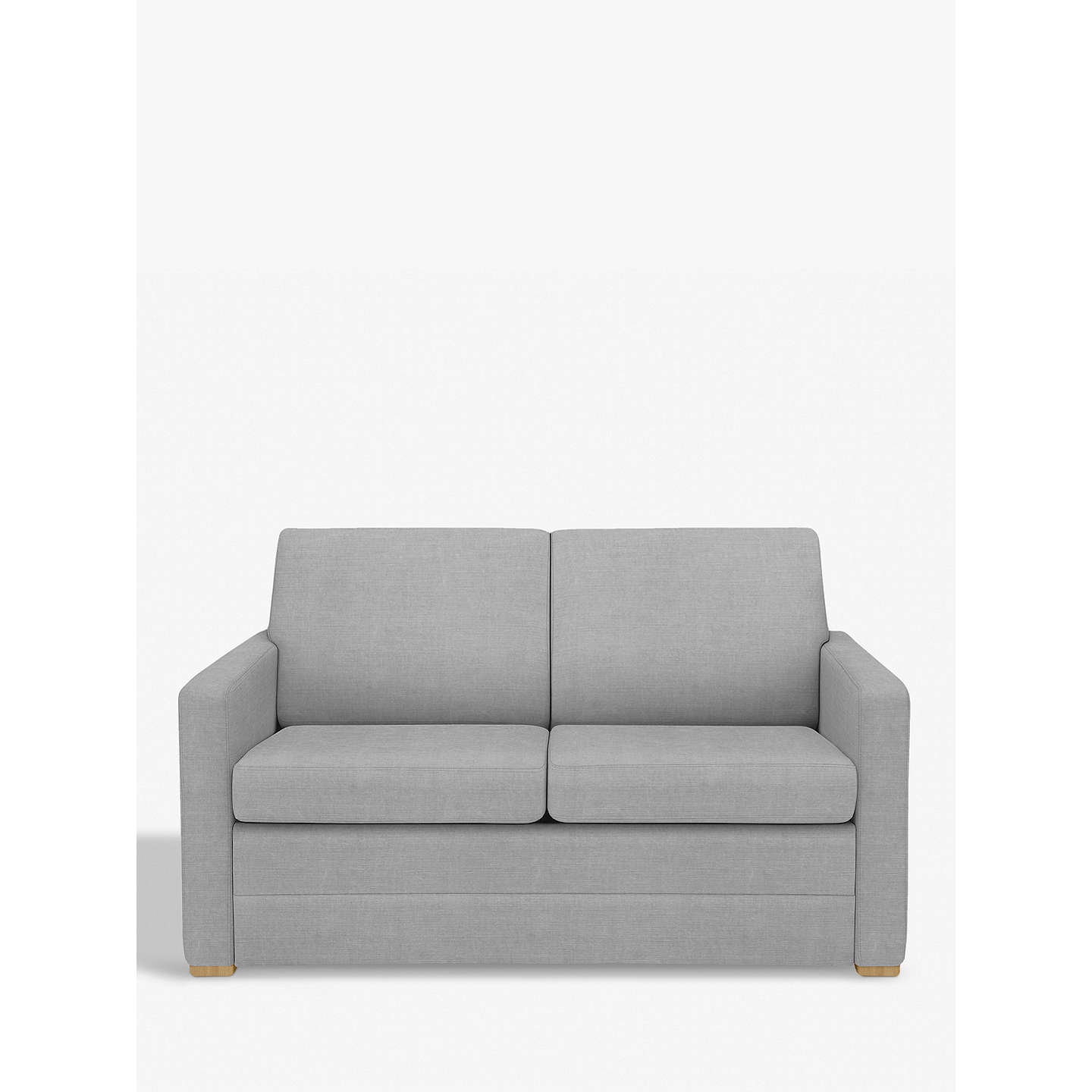 small sofa bed lewis siesta sofa bed with foam mattress fraser 12830