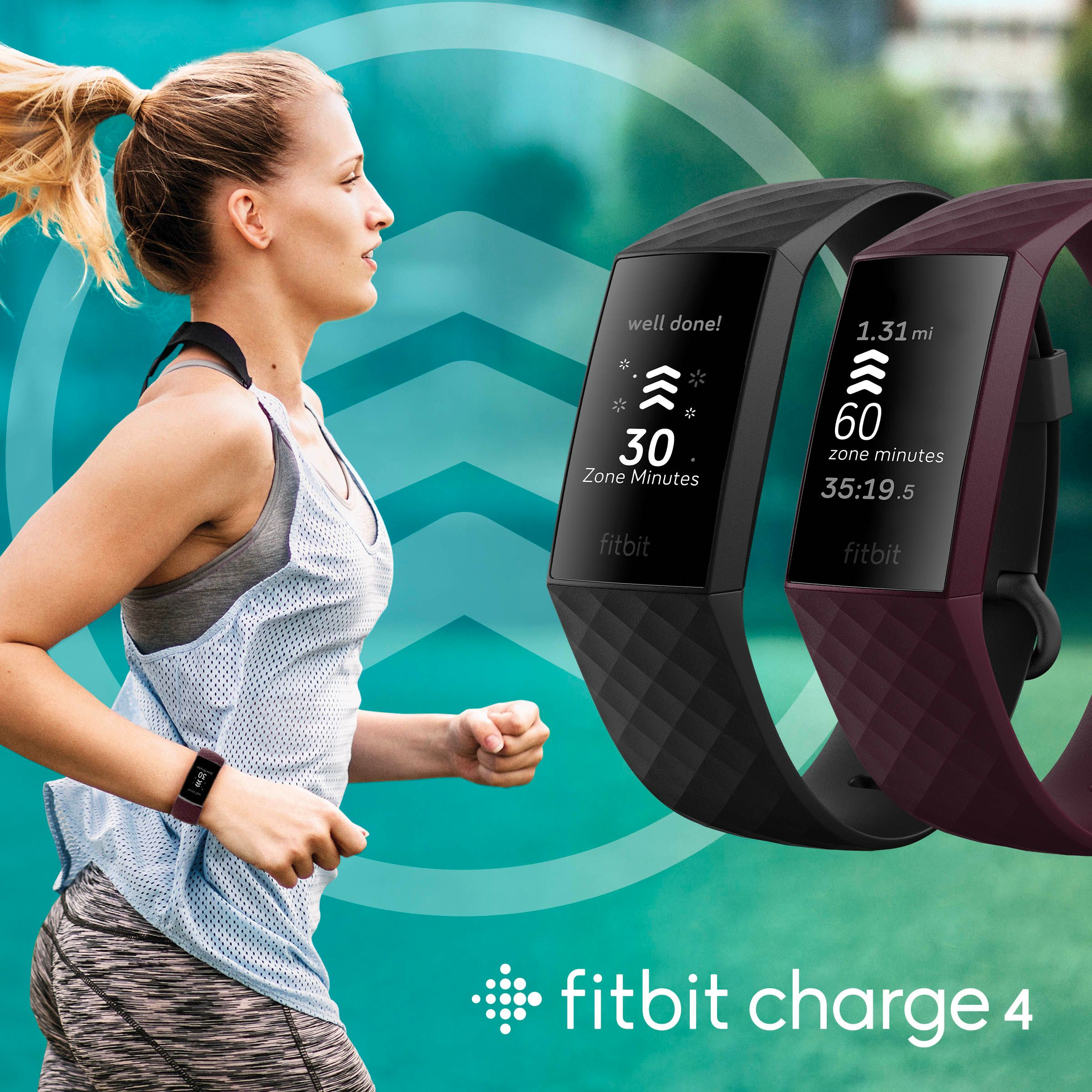 All New Fitbit Charge 4