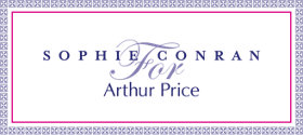 Sophie Conran for Arthur Price