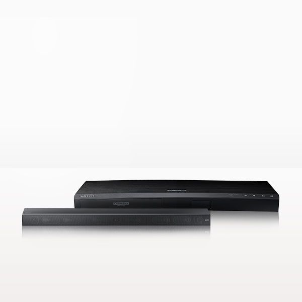 SOUNDBARS, DVD & BLU RAY PLAYERS