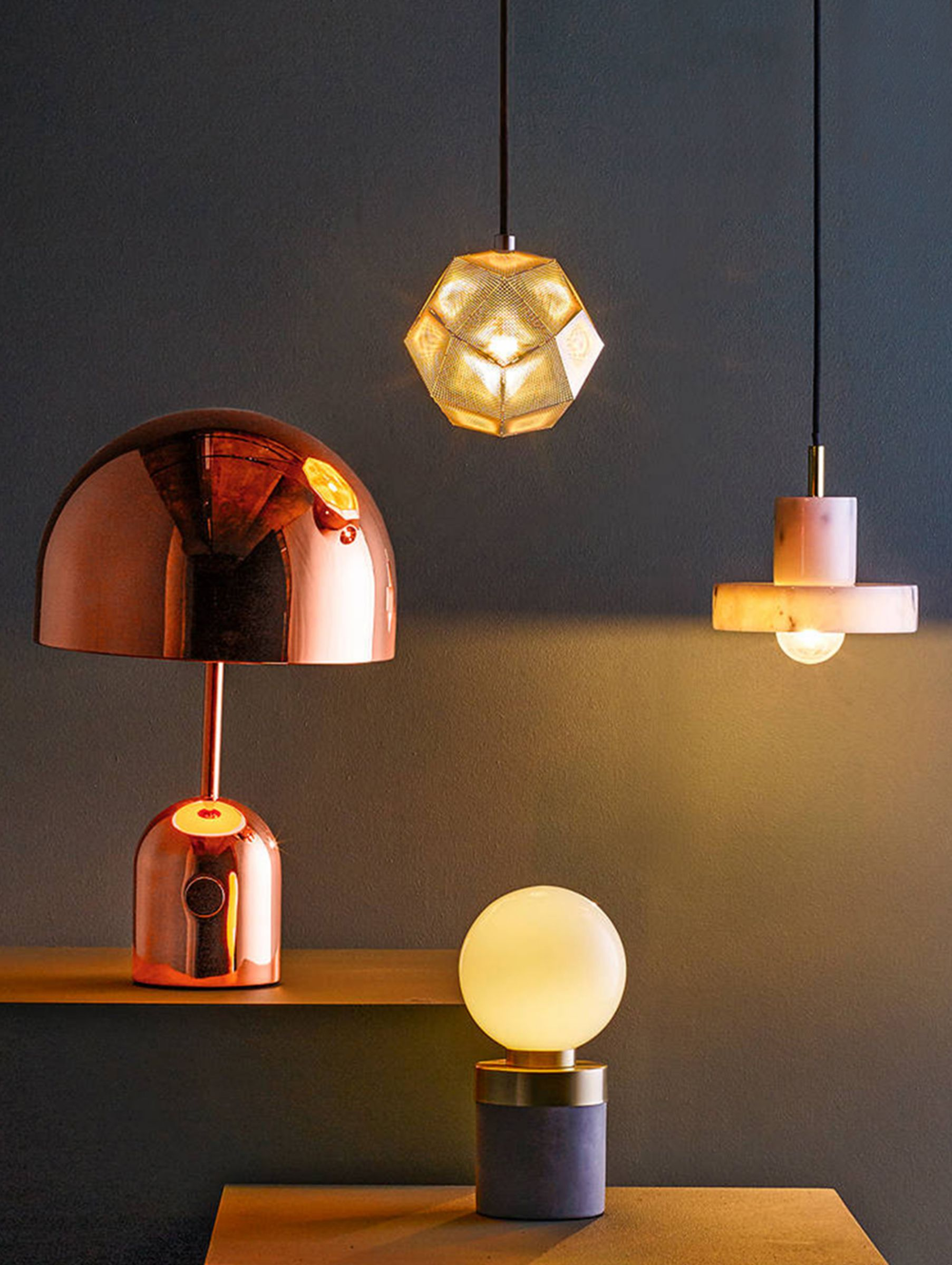Tom Dixon Pendant Lighting