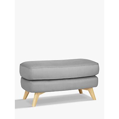 John Lewis Barbican Rectangular Footstool