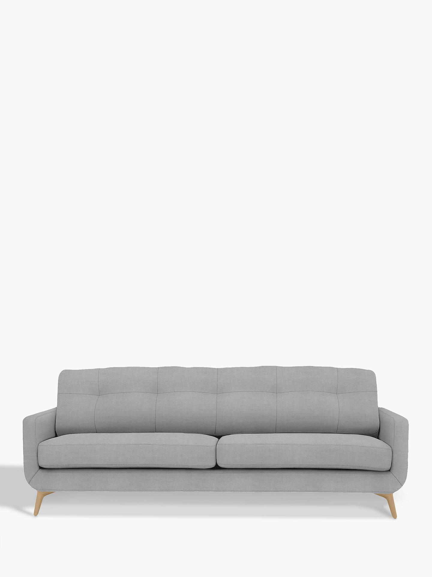 Superb John Lewis Partners Barbican Grand 4 Seater Sofa Home Interior And Landscaping Eliaenasavecom