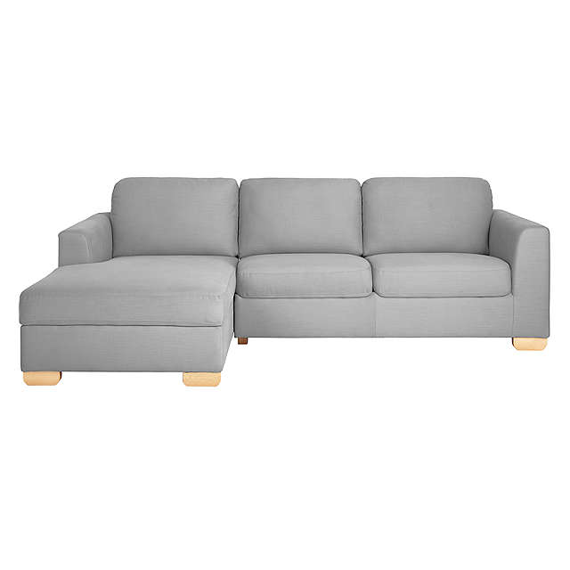 John Lewis Cooper Lhf Chaise End Sofa Online At Johnlewis