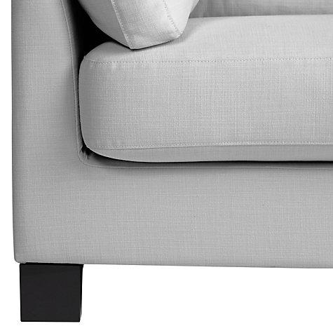 ... Buy John Lewis Ikon High Back Medium 2 Seater Sofa, Light Leg, Grace Mocha