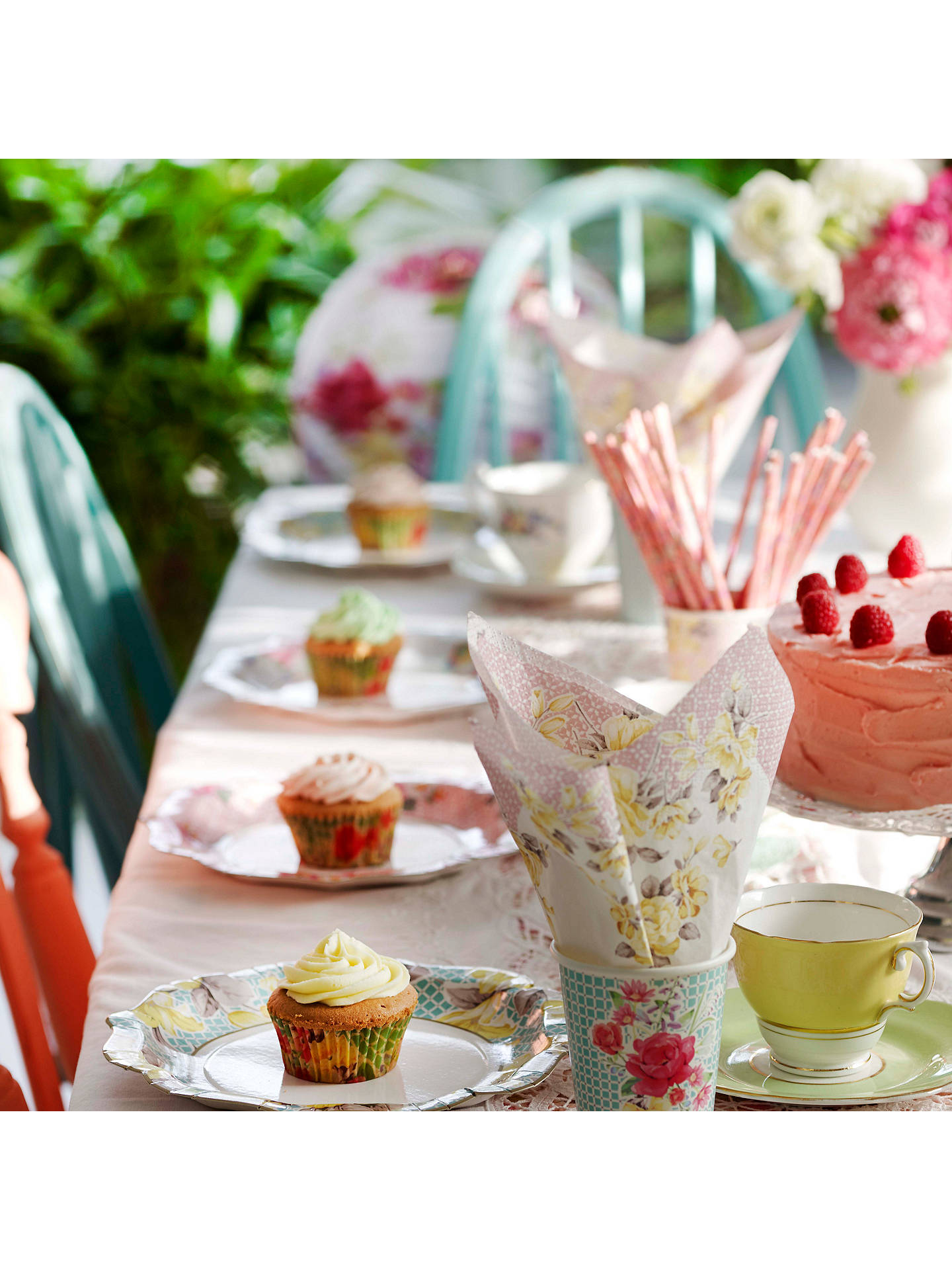 BuyTalking Tables Truly Scrumptious Mini Doilies, Pack of 100 Online at johnlewis.com