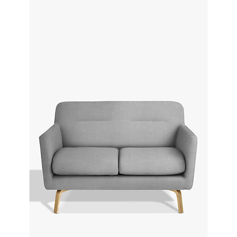 buy house by john lewis archie small 2 seater sofa light. Black Bedroom Furniture Sets. Home Design Ideas