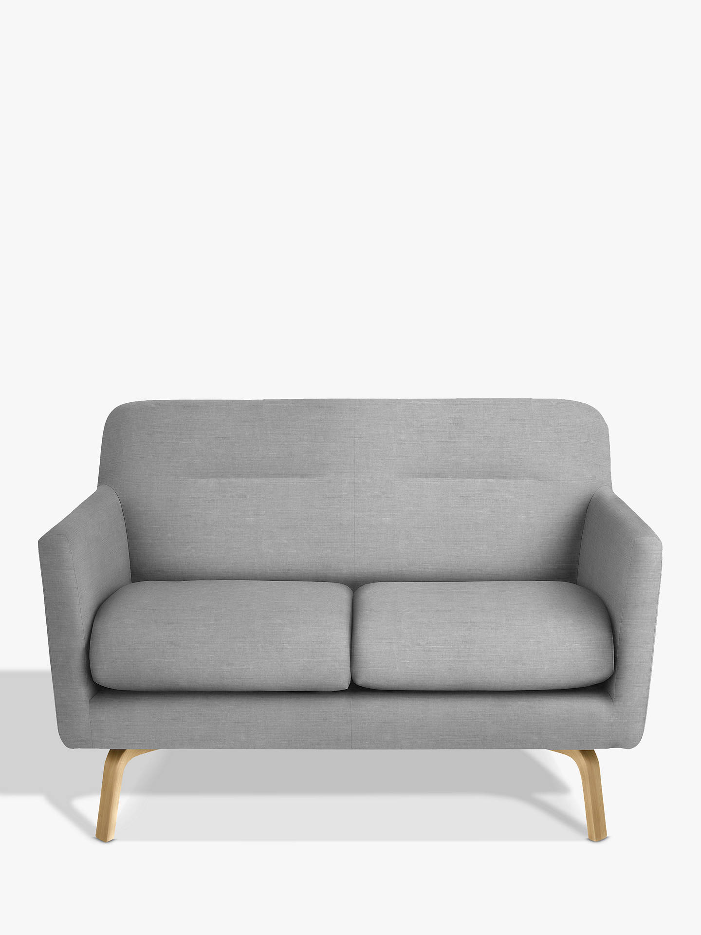Archie Small 2 Seater Sofa Light Leg