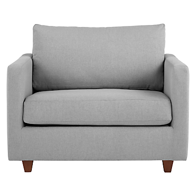 John Lewis & Partners Barlow Snuggler Sofa Bed with Pocket Sprung Mattress