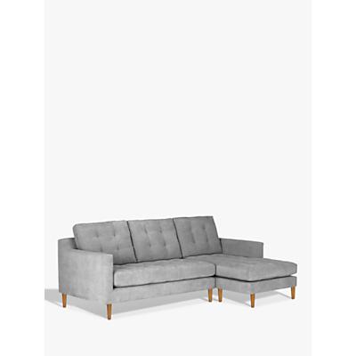 John Lewis Draper RHF Chaise End Sofa