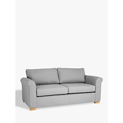 John Lewis & Partners Malone 3 Seater Large Sofa Bed with Pocket Sprung Mattress