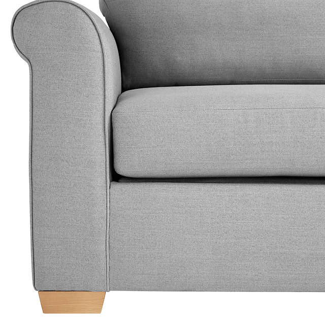BuyJohn Lewis Malone 3 Seater Large Sofa Bed with Open Sprung Mattress Online at johnlewis.com