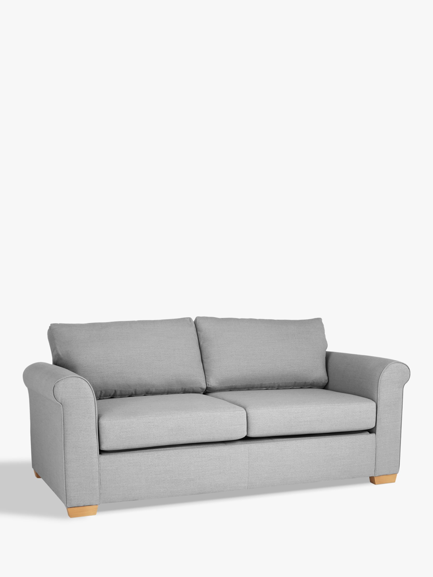 Exceptionnel John Lewis U0026 Partners Malone Small 2 Seater Sofa Bed With Memory Foam  Mattress At John Lewis U0026 Partners