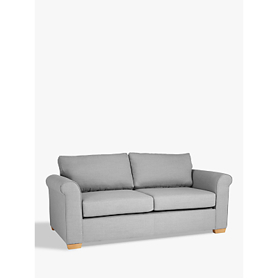 John Lewis Malone Small 2 Seater Sofa Bed with Memory Foam Mattress