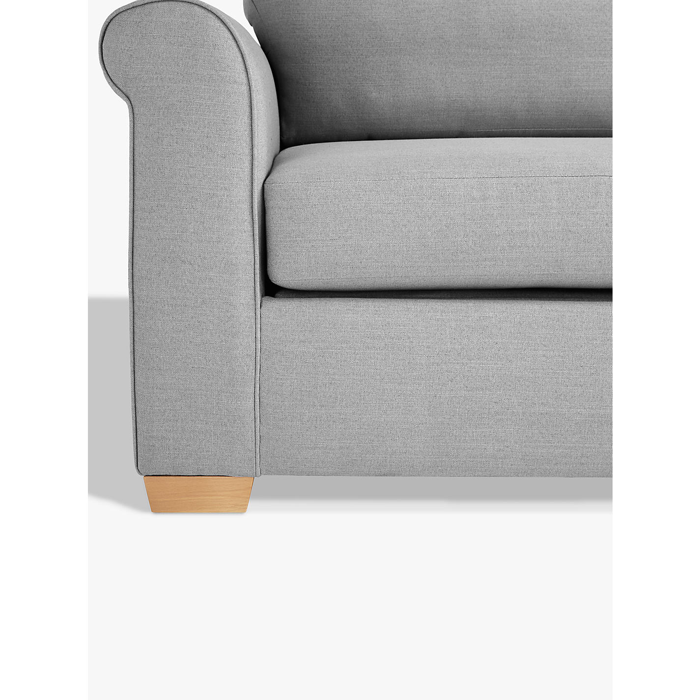 ... Buy John Lewis Malone 2 Seater Small Sofa Bed With Pocket Sprung  Mattress, Stanton French ...