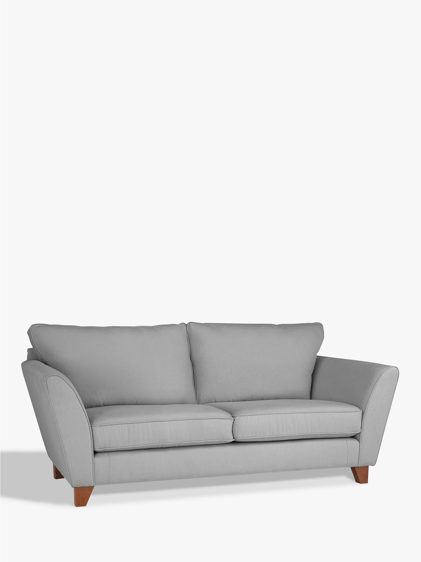 Svært John Lewis & Partners Oslo Large 3 Seater Sofa at John Lewis VV-44