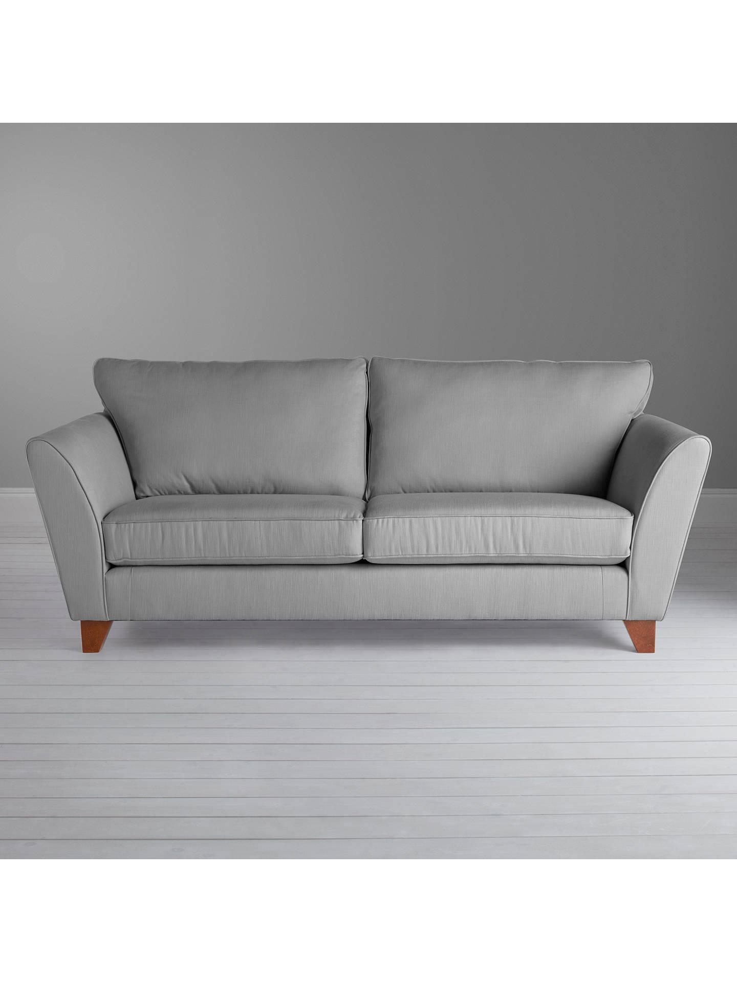 Large 3 Seater Sofa Dark Leg Drayton