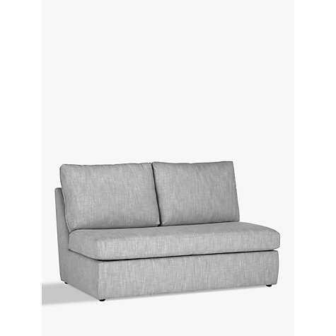 Buy John Lewis Tilly Small 2 Seater Sofa Bed, Fraser French Grey Online At  Johnlewis ...