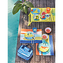 Buy  John Lewis Poolside Picnicware Online at johnlewis.com