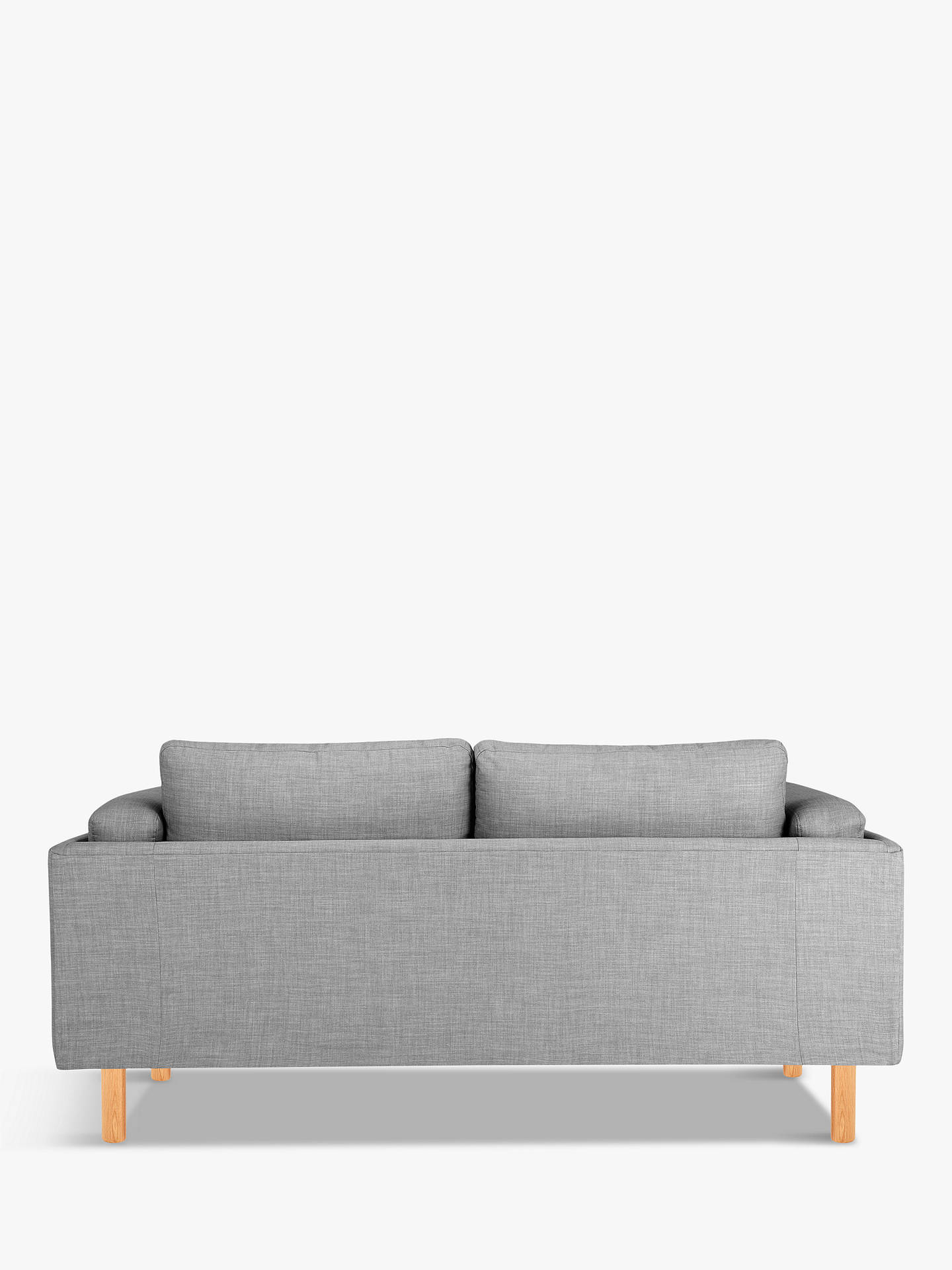 Buy Design Project by John Lewis No.002 Medium 2 Seater Sofa Online at johnlewis.com
