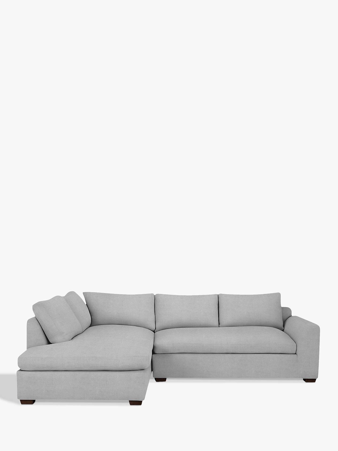 Incredible John Lewis Partners Tortona Lhf Chaise End Sofa Ncnpc Chair Design For Home Ncnpcorg