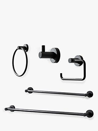Miller Bond Black Bathroom Fittings